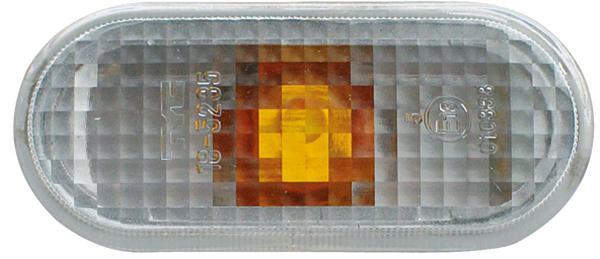 SEITENBLINKER WEISS RE=LI TYC für VW Sharan 7M 00-03
