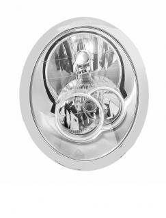 MINI Cooper / One / Cabrio R 50 52 53 04-06 H7 / H7 SCHEINWERFER LINKS TYC