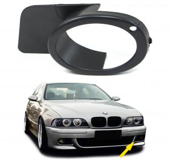BMW 5ER E39 95-03 M5 NEBELSCHEINWERFER BLENDEN COVER LINKS