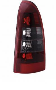 OPEL Astra G Caravan 98-05 RÜCKLEUCHTE / HECKLEUCHTE OPC SMOKE KLAR LINKS TYC