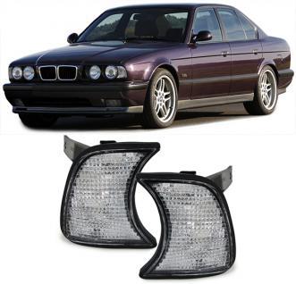 5ER BMW E34 88-95 WEISSE BLINKER - PAAR