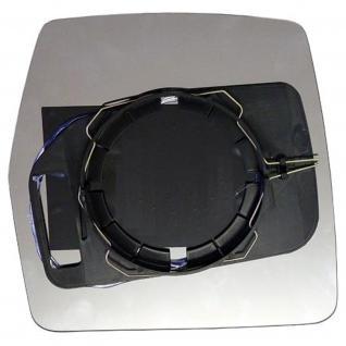 Aussen Spiegelglas LINKS FÜR FIAT Scudo 96-06