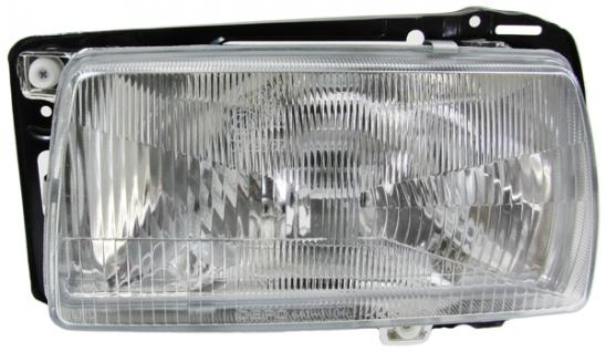 SCHEINWERFER H4 LINKS für VW Jetta 2 84-92