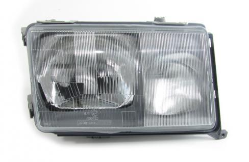 Mercedes W124 85-89 SCHEINWERFER H4 H3 RECHTS