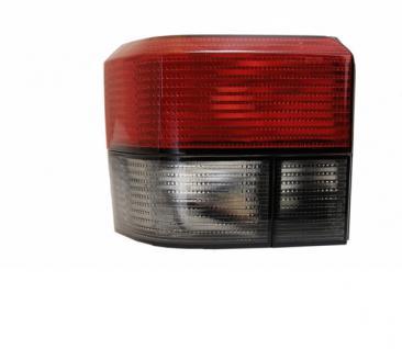 RÜCKLEUCHTE / HECKLEUCHTE SCHWARZ SMOKE LINKS TYC f. VW Bus Transporter T4 90-03