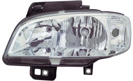 H1 / H7 SCHEINWERFER LINKS TYC FÜR SEAT Ibiza III 6K 99-02