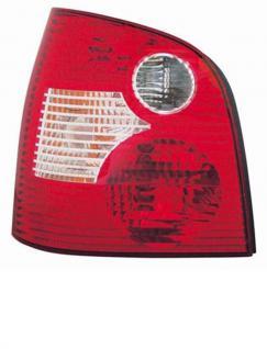 RÜCKLEUCHTE / HECKLEUCHTE LINKS TYC für VW Polo 9N 01-05