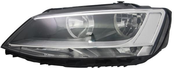 H7 / H7 SCHEINWERFER LINKS TYC für VW Jetta IV 162 10-