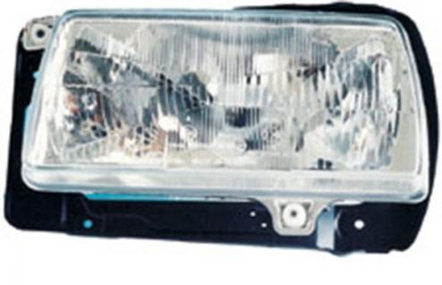 VW Jetta II 84-92 H4 SCHEINWERFER RECHTS TYC