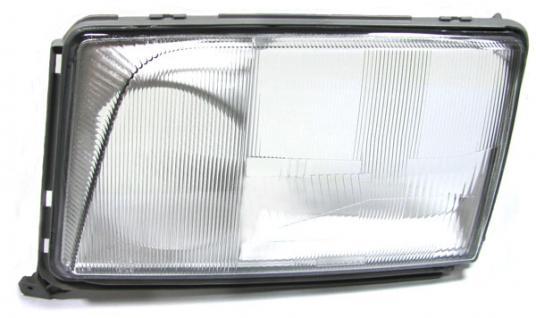 Mercedes W124 ab 93 SCHEINWERFERGLAS STREUSCHEIBE LINKS