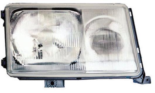 MERCEDES E Klasse W124 89-93 H3 / H4 SCHEINWERFER LINKS TYC