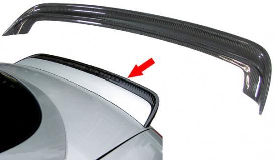 CARBON HECKSPOILER SPOILER LIPPE für Audi TT 8N 98-06