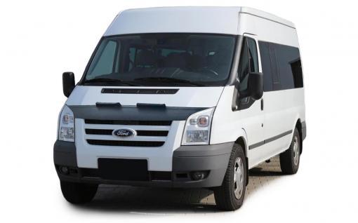 HAUBENBRA STEINSCHLAGSCHUTZ MOTORHAUBE FÜR Ford Transit V347 06-13