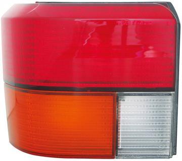 RÜCKLEUCHTE / HECKLEUCHTE LINKS TYC für VW Bus Transporter T4 90-03