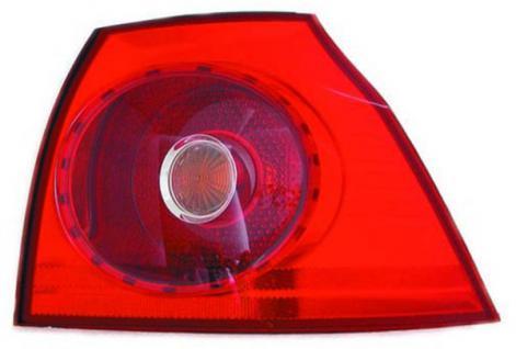 RÜCKLEUCHTE / HECKLEUCHTE AUSSEN RECHTS TYC FÜR VW Golf V 03-09