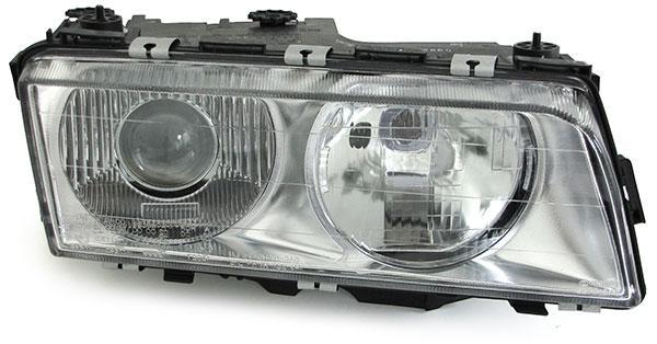 SCHEINWERFER D1S H7 XENON CHROM KOMPLETT RECHTS FÜR BMW 7ER E38 95-98