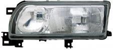 H3 / H4 SCHEINWERFER LINKS TYC FÜR NISSAN Primera P10 W10 90-93