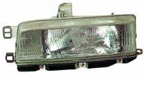 H4 SCHEINWERFER RECHTS TYC FÜR TOYOTA Corolla Liftback E9 87-93