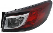 RÜCKLEUCHTE / HECKLEUCHTE AUSSEN RECHTS TYC FÜR MAZDA 3 Limousine BL 09-