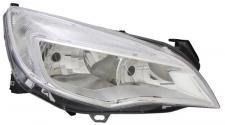 H7 H7 SCHEINWERFER MIT LWR MOTOR RECHTS FÜR Opel Astra J 09-12