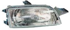 FIAT Punto 176 93-99 H4 SCHEINWERFER LINKS TYC