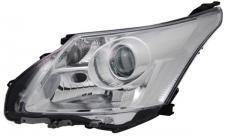 H11 / HB3 SCHEINWERFER LINKS TYC FÜR TOYOTA Avensis T27 09-12