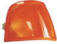 BLINKER ORANGE LINKS TYC für AUDI 100 Typ 44 82-90