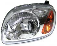 Nissan Micra 00-03 -- Scheinwerfer -- neu - links