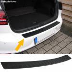 LADEKANTENSCHUTZ STOßSTANGENSCHUTZ SCHWARZ für VW Golf 7 Varinat Kombi ab 13