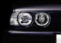 WEISSE BLINKER - PAAR FÜR BMW 5ER E34