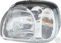 Nissan Micra 98-00 -- Scheinwerfer -- neu - links