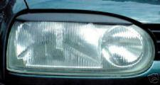 Scheinwerferblenden mit ABE - neu FÜR VW Golf 3