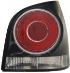 RÜCKLEUCHTE / HECKLEUCHTE SCHWARZ RECHTS TYC für VW Polo 9N 05-09