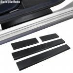 Fiat 500 L ab 12 EINSTIEGSLEISTEN SCHUTZ 4 TEILIG SCHWARZ GEPRÄGT EXCLUSIVE