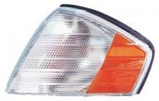 MERCEDES SL R129 89-93 BLINKER ORANGE WEISS LINKS TYC