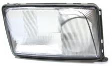 Mercedes W124 ab 93 SCHEINWERFERGLAS STREUSCHEIBE RECHTS