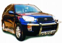 Toyota RAV4 00-06 FRONTSCHUTZBÜGEL RAMME RAMMSCHUTZ EDELSTAHL
