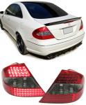 Mercedes CLK Coupe C209 + Cabrio A209 ab 05 LED RÜCKLEUCHTEN ROT SCHWARZ
