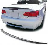 ECHT CARBON HECKSPOILER SPOILERLIPPE M PERFORMANCE für 3ER BMW Cabrio E93 07-10