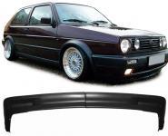GTI SPOILER LIPPE FÜR BREITE STOßSTANGE FÜR VW Golf 2 GL