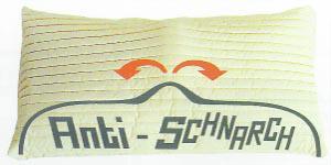 anti schnarch latex floc latex st tz kissen mit k. Black Bedroom Furniture Sets. Home Design Ideas