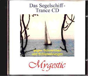 Das Segelschiff - Trance CD gegen Schnarchen - Vorschau