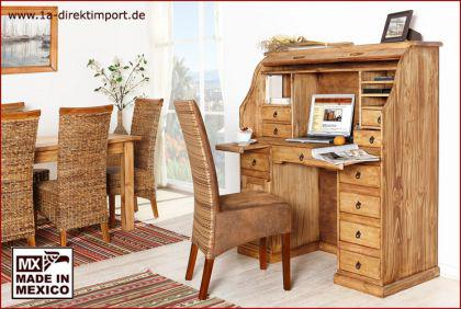 mexico m bel schreibtisch g nstig kaufen bei yatego. Black Bedroom Furniture Sets. Home Design Ideas
