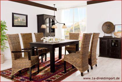 rattan hochlehner cartagena exklusive rattanst hle kaufen bei 1a direktimport. Black Bedroom Furniture Sets. Home Design Ideas