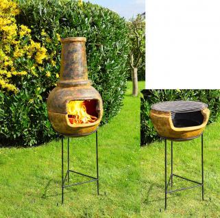 terrassenofen mit grill online bestellen bei yatego. Black Bedroom Furniture Sets. Home Design Ideas