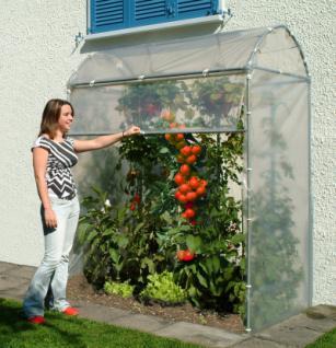 Rollo für Tomatenhaus - Vorschau