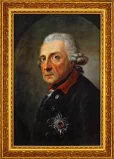 A. Graff; Friedrich II. Der Große König v. Preußen
