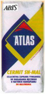 Palette ATLAS CERMIT SN30 mineral. Edelputz 3mm
