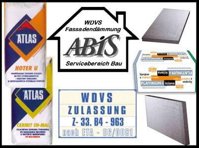 Wärmedämmverbundsystem WDVS WLG 031 100mm