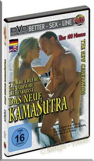 Erotik DVD Video - Das neue Kamasutra